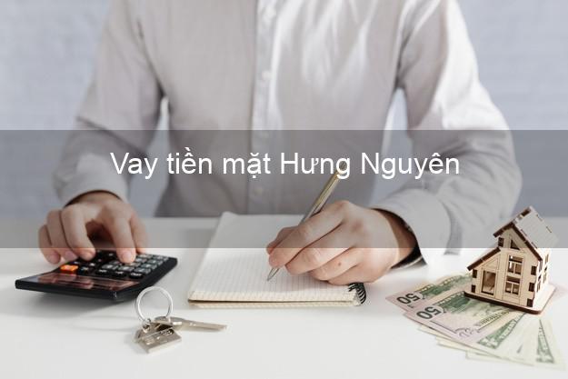 Vay tiền mặt Hưng Nguyên Nghệ An không giữ giấy tờ