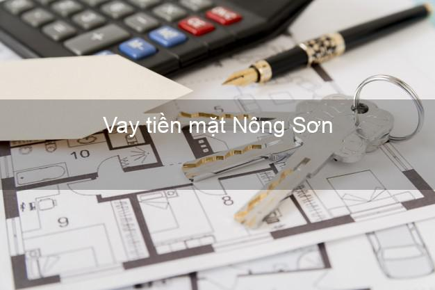 Vay tiền mặt Nông Sơn Quảng Nam không giữ giấy tờ