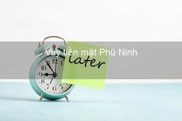 Vay tiền mặt Phú Ninh Quảng Nam không giữ giấy tờ