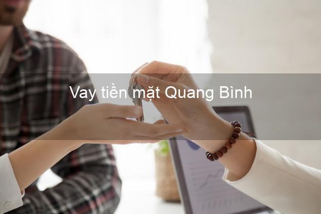 Vay tiền mặt Quang Bình Hà Giang không giữ giấy tờ