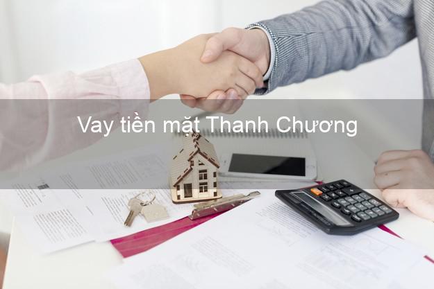 Vay tiền mặt Thanh Chương Nghệ An không giữ giấy tờ