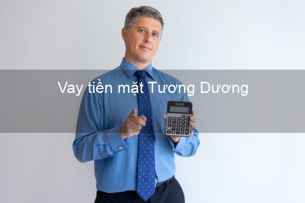 Vay tiền mặt Tương Dương Nghệ An không giữ giấy tờ