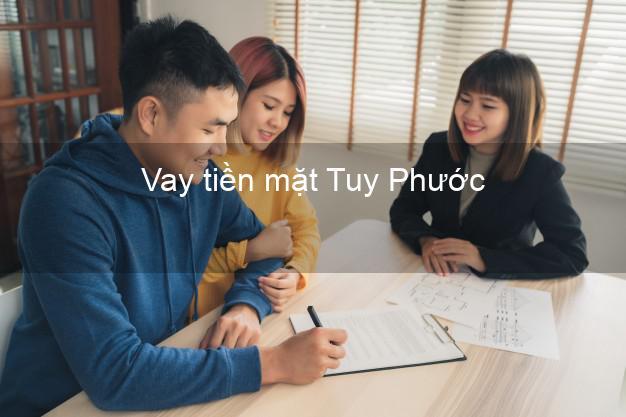 Vay tiền mặt Tuy Phước Bình Định không giữ giấy tờ