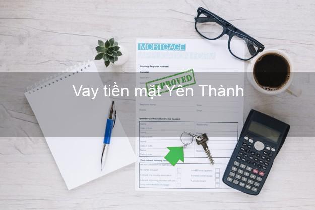 Vay tiền mặt Yên Thành Nghệ An không giữ giấy tờ