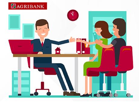 Hướng dẫn vay tiền Agribank trong ngày