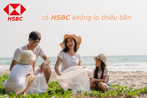 Hướng dẫn vay tiền HSBC nhanh nhất