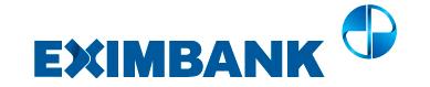 Lãi suất ngân hàng Eximbank hôm nay